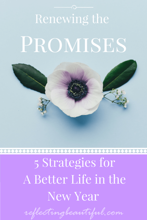 5 Strategies for a Better Life in the New Year