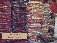 How To Buy A Turkish Carpet and Know You Got the Best Deal ...