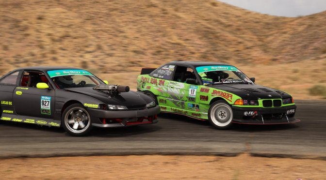 Top Drift – 2018 Round 2