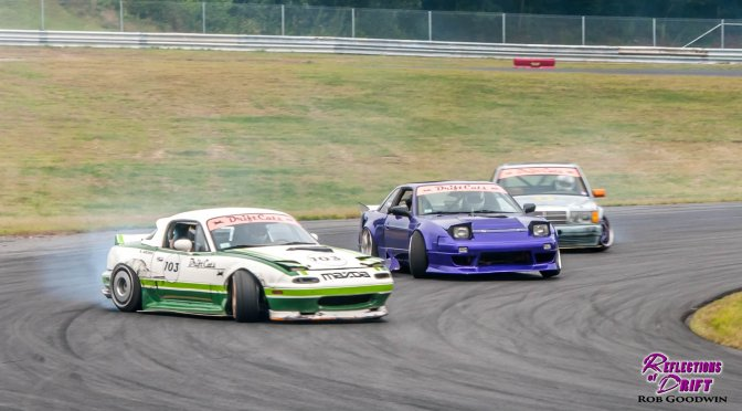 Lock City Drift – Track Day September 2018