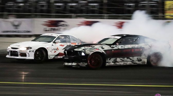 Wet and Wild Finish at Formula Drift Pro 2 Finale