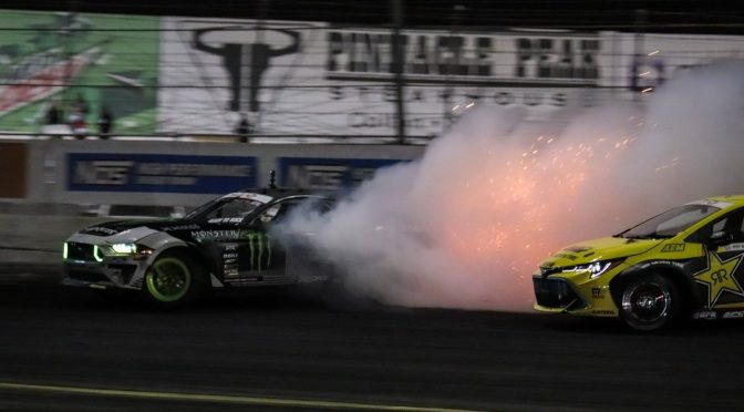 Gitten Wins One of The Wildest Formula Drift Finals Ever