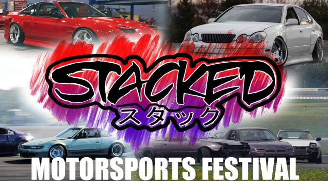 Stacked Motorsports Festival Coming to Pocono Raceway!