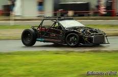 Death Kart Drifting at Lime Rock