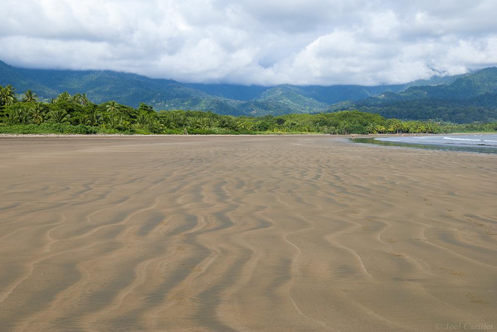 Marino Ballena National Park in Uvita, Costa Rica