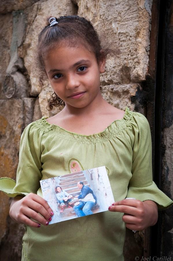 Girl in Cairo, Egypt