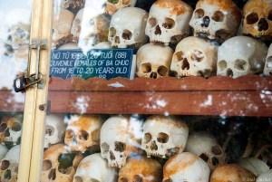 Khmer Rouge massacre at Ba Chuc, Vietnam
