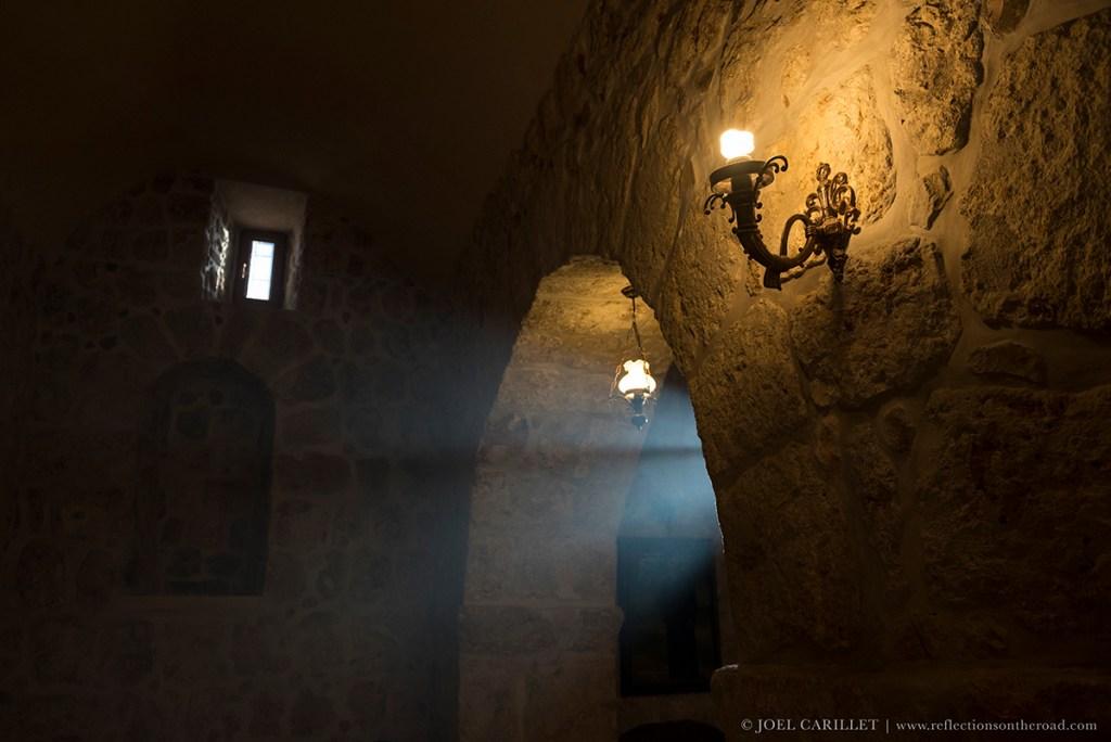 Mor Gabriel monastery near Midyat, Turkey