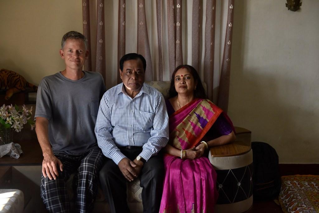 Host family in Dhaka, Bangladesh