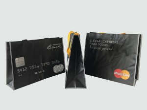 Why Mastercard's Promotional Reflective Bag Is a Game Changer
