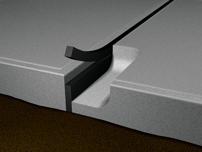 Expansion Joint  Reflectix Inc