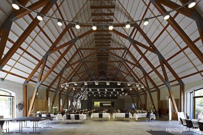 Den smuke mødesal på Hindsgavl Slot