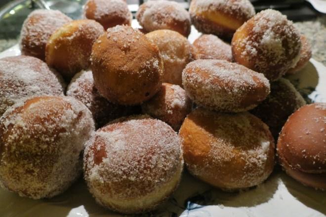 Berlinere - en lækker kage
