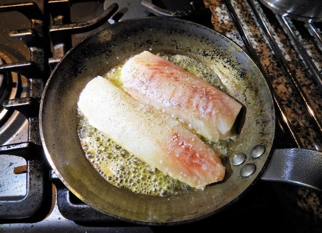 Fisketapas: Torskefilet