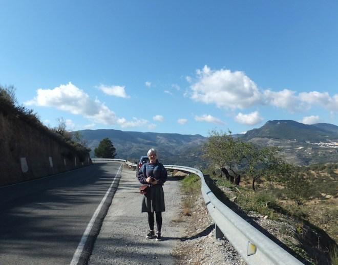 Vandre i Andalucien