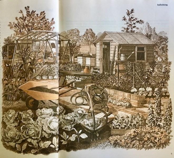 John Seymours køkkenhave
