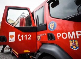 Pompierii județului Alba au fost la datorie în acest week-end
