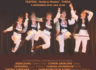 Festivalul Jocului Fecioresc la Turda