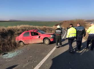 ISU Cluj revine cu detalii despre accidentul rutier de la Ploscos