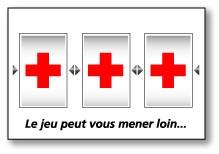 Cartes de prévention, sensibilisation et conscientisation au problème de gambling, jeu compulsif