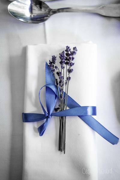 Le mariage bleu de Yann & Alexandre