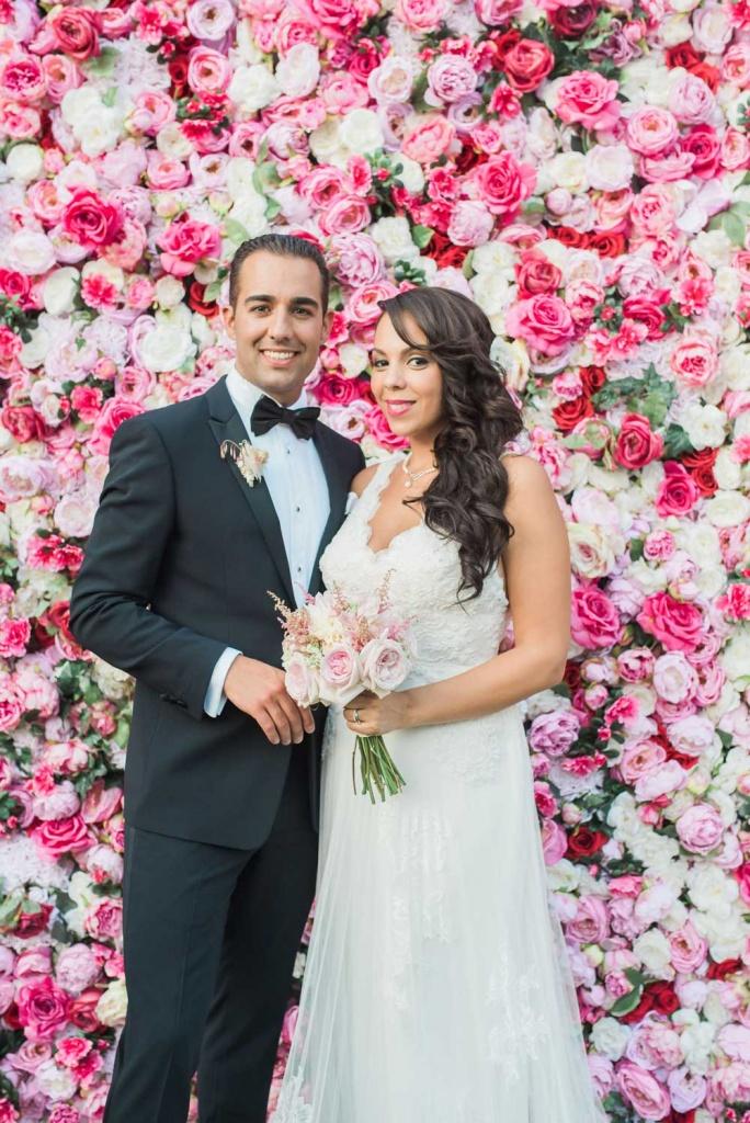 Le mariage de S & T au chalet des Îles Daumesnil