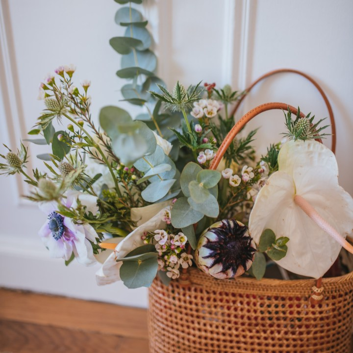 Perce-Neige bouquet de fleurs à livrer dans toute la france avant 13h00