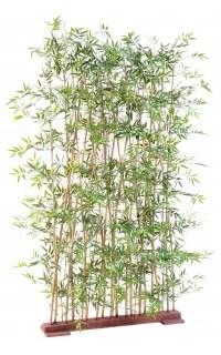 haie artificielle bambou japenese plast 150 et 180 cm