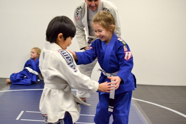 Reflex Kids Jiu Jitsu Class