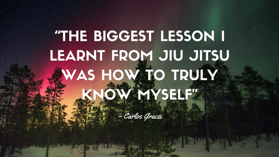 carlos gracie Jiu Jitsu Quote