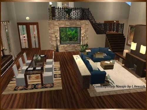 Sims 3 House Interior Design Talentneeds Com