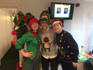 christmas jumper competition winner