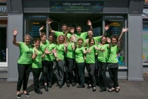 Reflex Spinal Health Team job vacancies