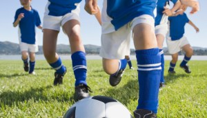 Childhood Overuse Injuries: Get Ready, Set, Go For The New
