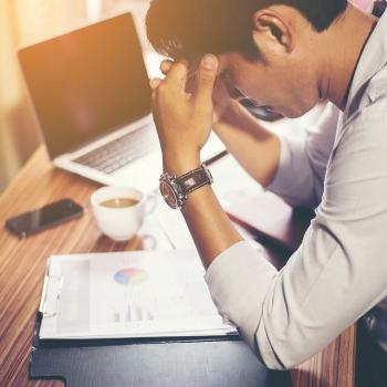 feeling stress in international stress awareness day