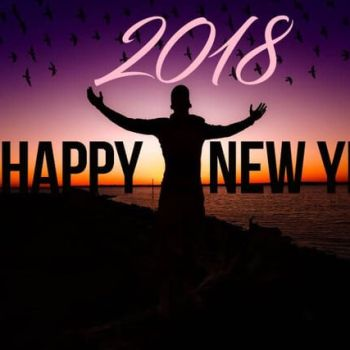 Happy new year new you 2018
