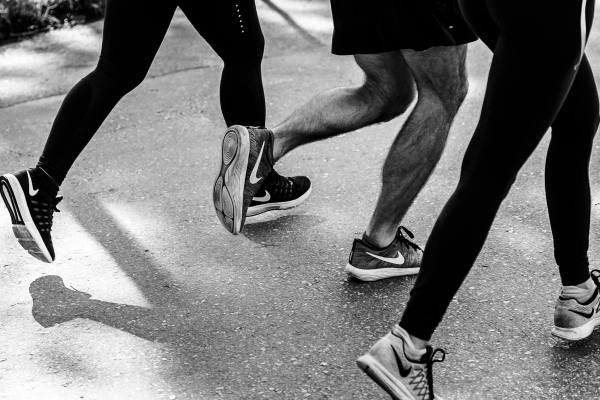 feet and orthotics with running Common Mistakes Made When You Start Running