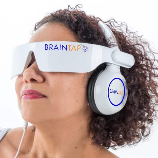Chiropractic braintap at Reflex Spinal health Reading berkshire