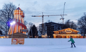 staying healthy over the winter at forbury gardens ice rink