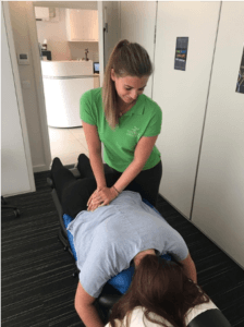 chiropractor beccy norman pregnancy care during covid-19 coronavirus outbreak