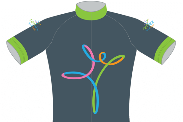 Reflex Spinal Health Cycling Club kit