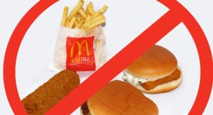 Eliminez les repas minute de votre régime