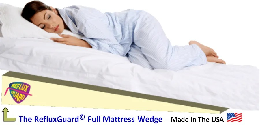 Mattress Bed Wedge For Acid Reflux Treatments  Reflux Guard