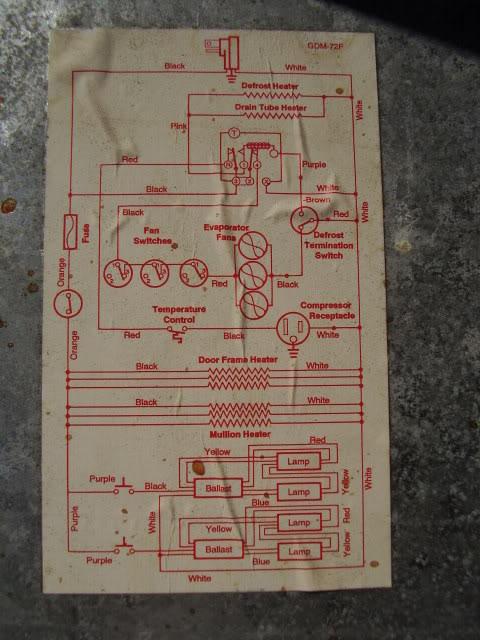 True Refrigerator Wiring Diagram Wiring Diagrams Wiring Diagram