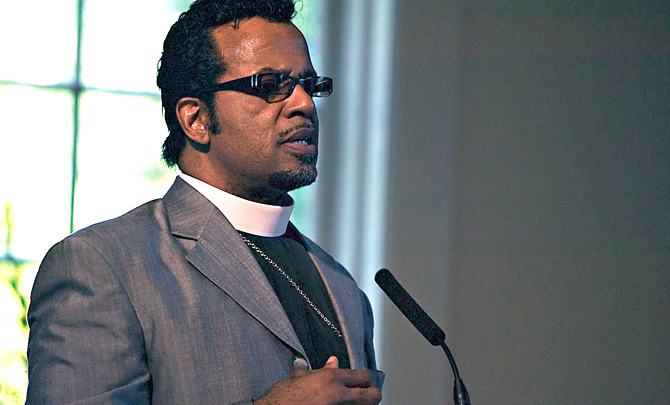 Bishop Carlton Pearson interview: Hell and high water