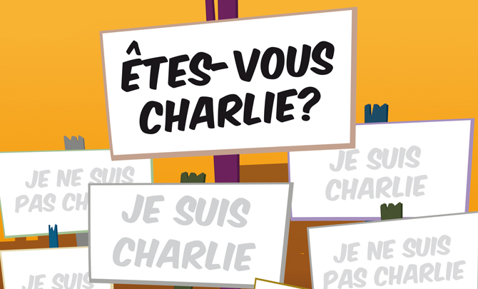 A good question: Etes-vous Charlie?