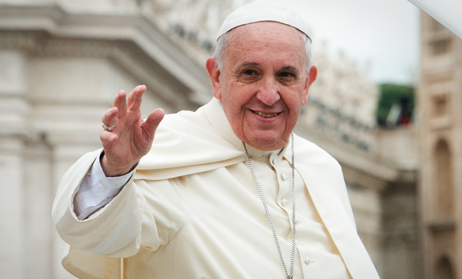 Pope Francis interview: When in Rome