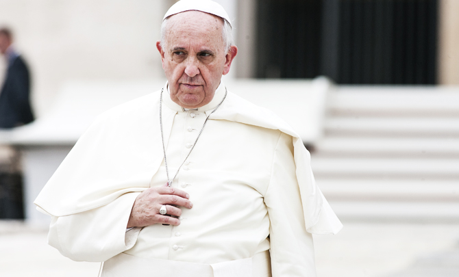 A Pope for the planet