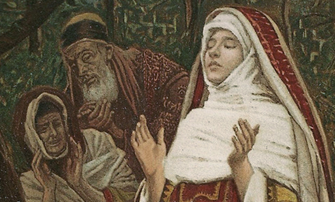 Chapter & verse: Luke 1:39-56