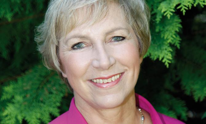 20 Questions – Pam Rhodes